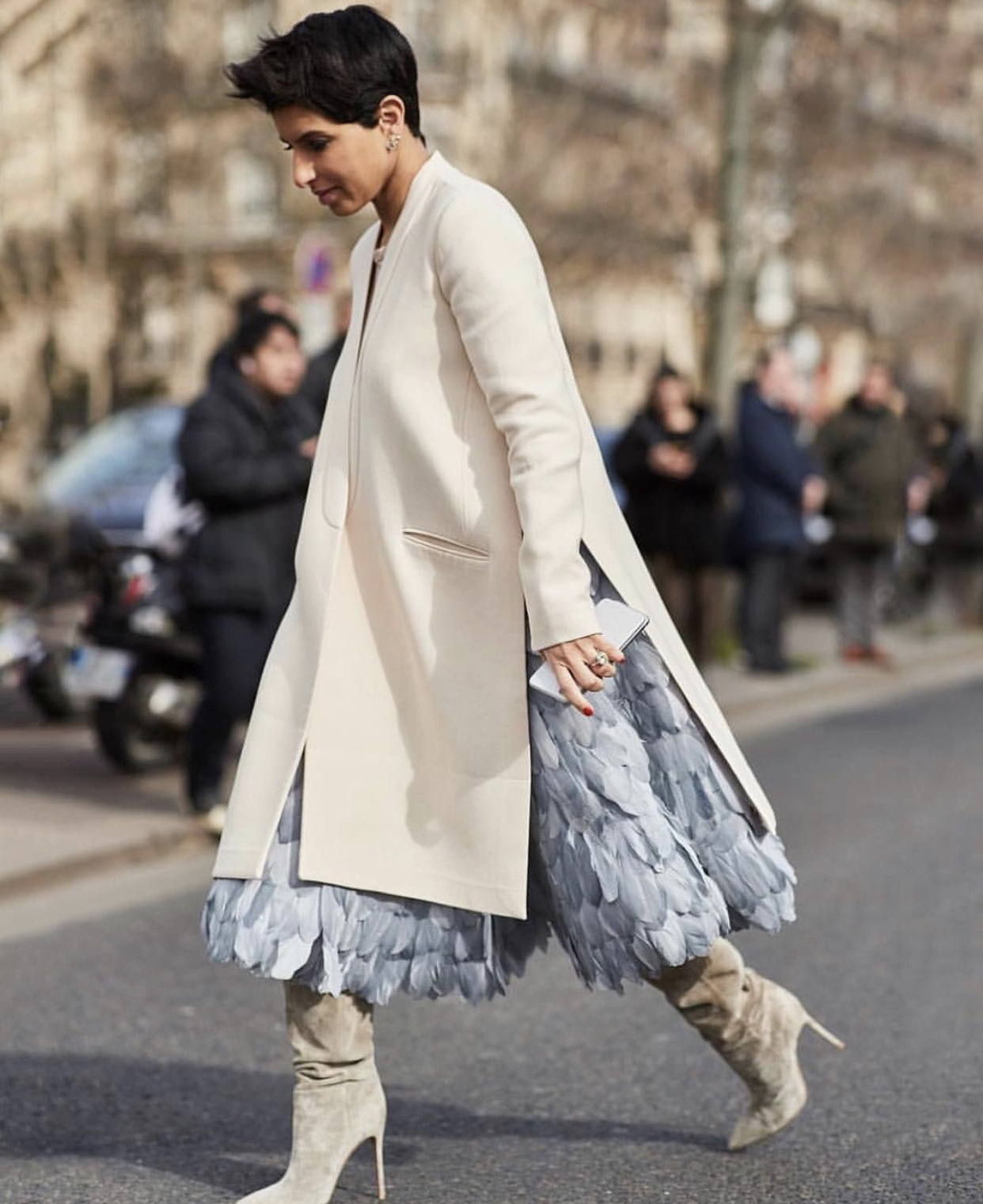 Paris Fashion of the Week