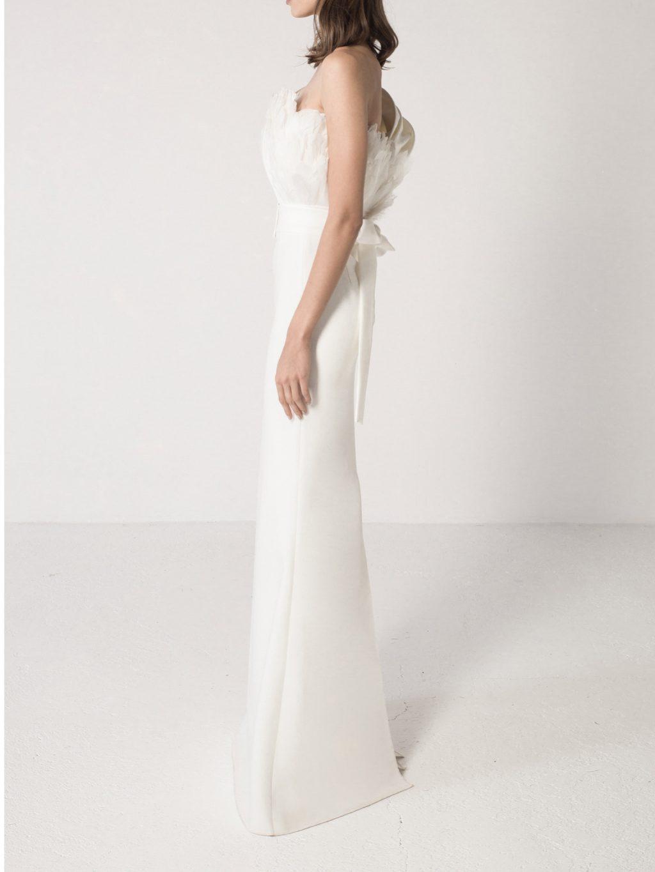 Oversized Sleeve Maxi Dress