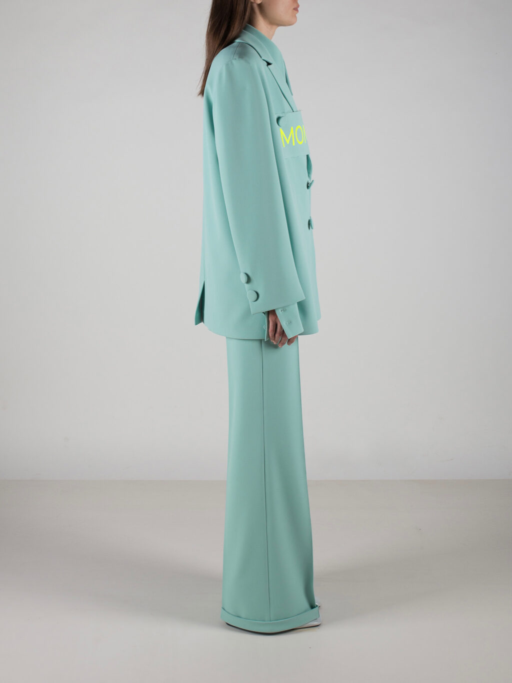 Jacket With Label In Mint